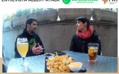 Entrevista Albert Ayala (Al perro verde)