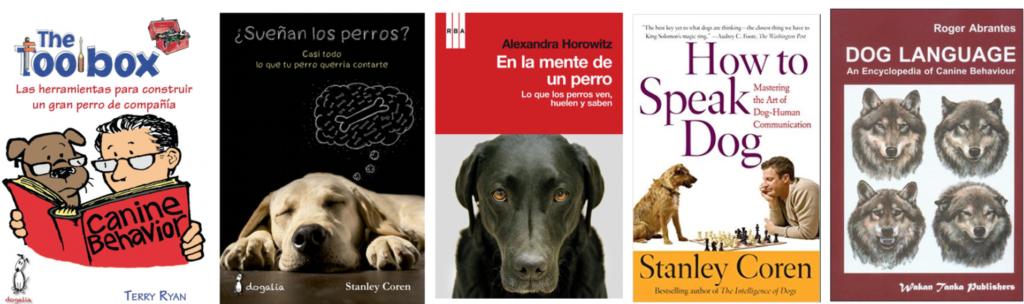 Libros sobre Lenguaje Canino