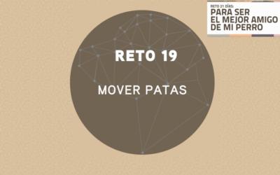 RETO 19: MOVER LAS PATAS