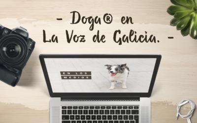Doga® en La Voz de Galicia