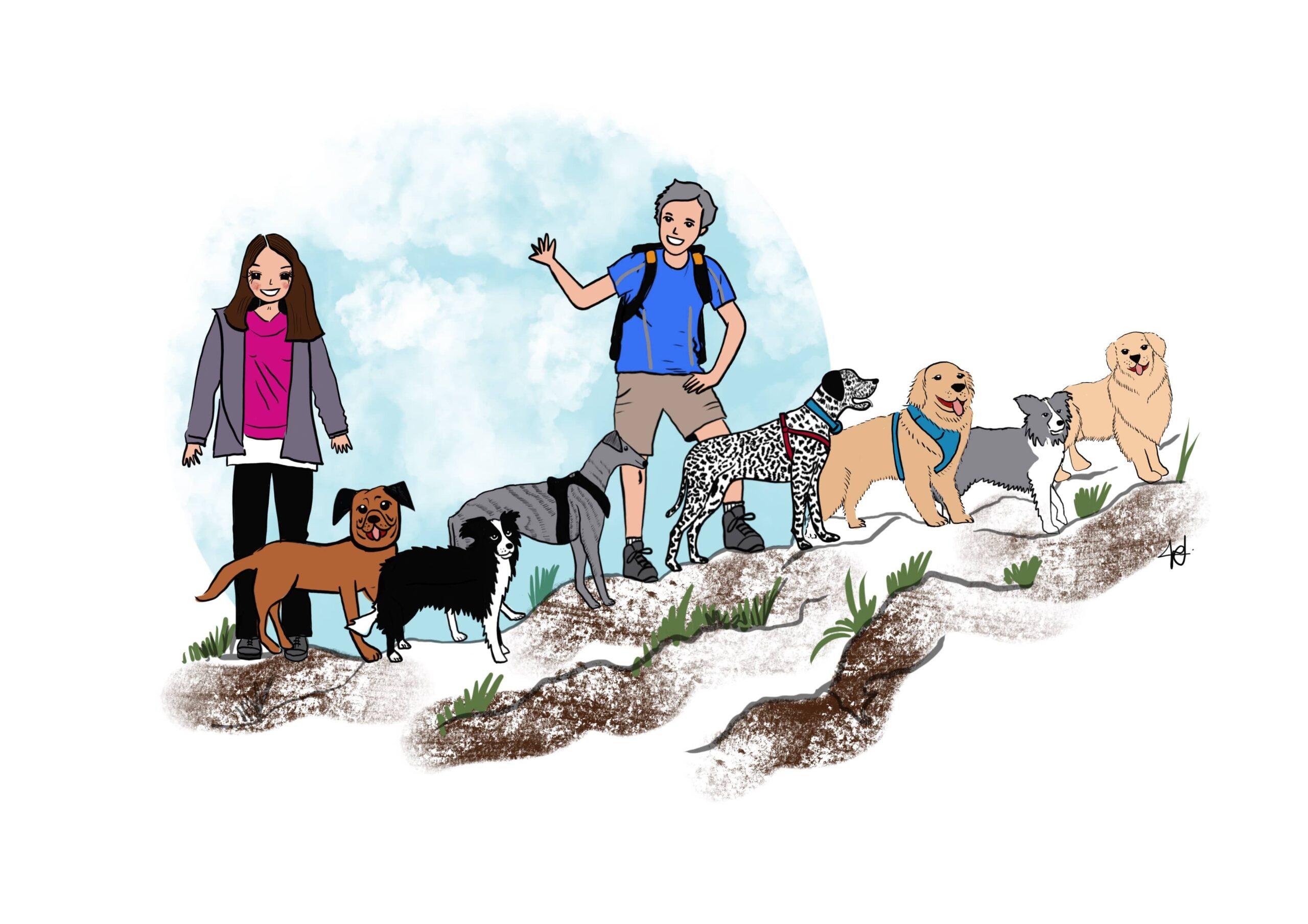 Curso Va de Cachorros - PAT  Educadora Canina